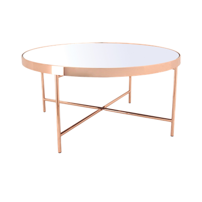 Xander Mirror Coffee Table - Image 2