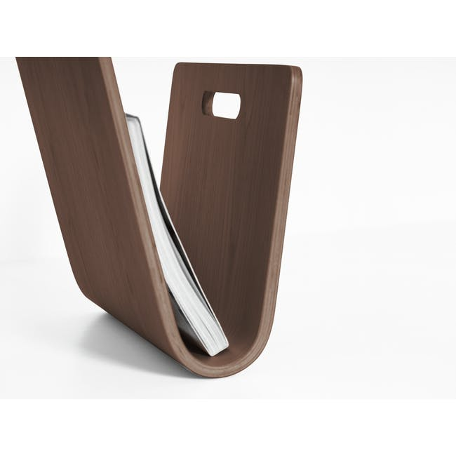 Eric Pfeiffer Offi Mag Table Replica - Walnut - 3