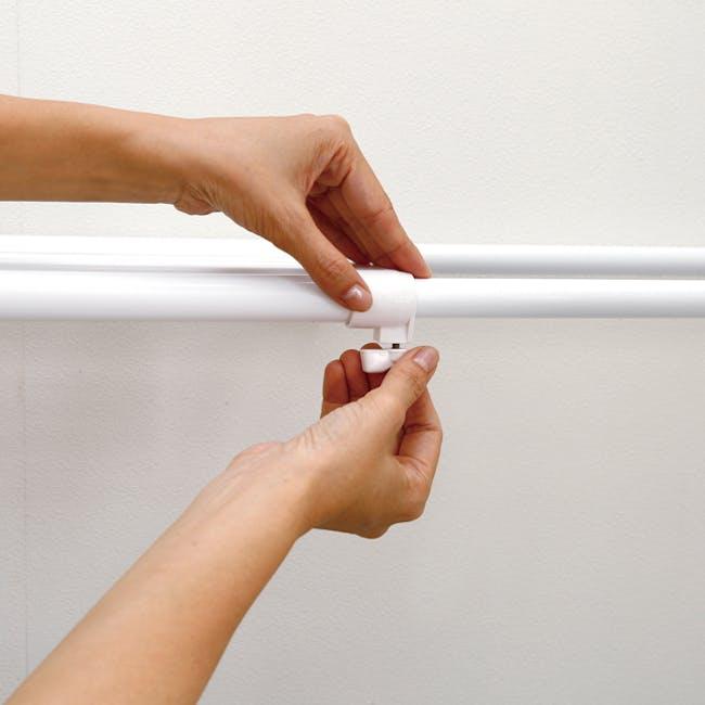 HEIAN DIY Extension Multi-Purpose Shelf - 50cm to 73 cm - 3