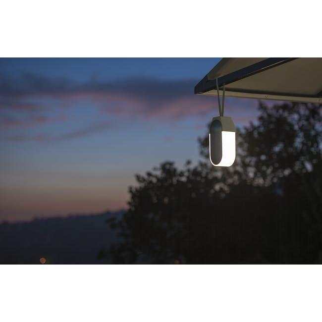 Koncept Mr GO! LED Lantern - Soft Grey - 7