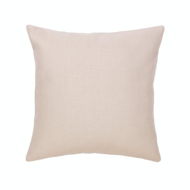 Throw Cushion - Peach - 0