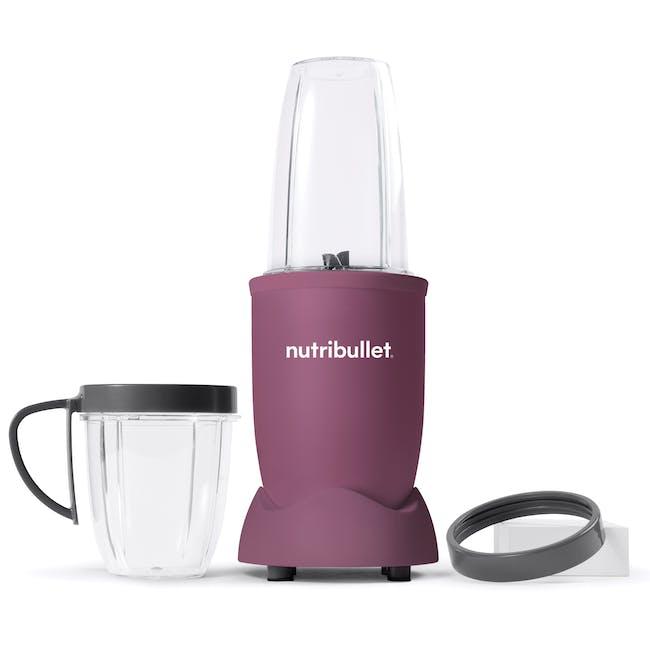 NutriBullet 600W Personal Blender - Matte Light Plum - 4