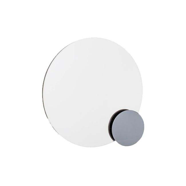 Zenia Round Mirror 38 cm - 1