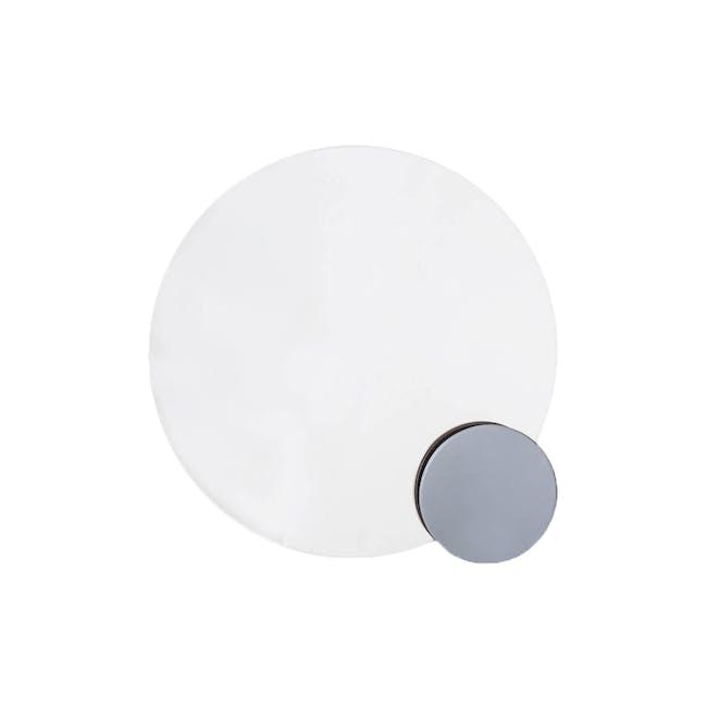 Zenia Round Mirror 38 cm - 0