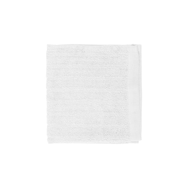EVERYDAY Face Towel - White - 0