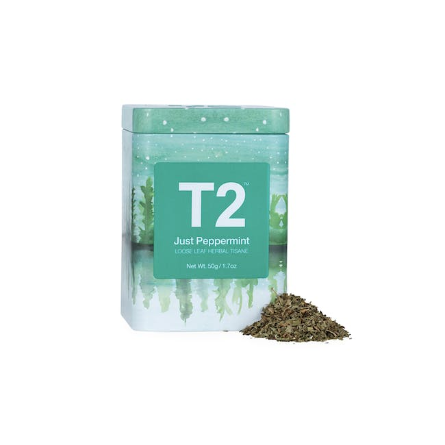 T2 Icon Tins - Just Peppermint (2 Options) - 1