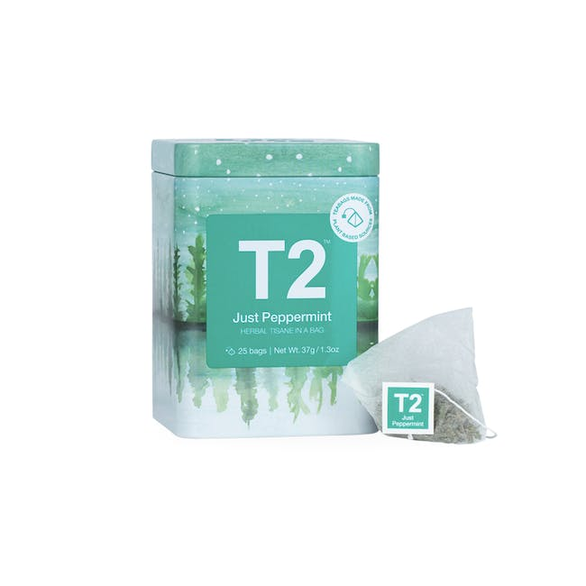 T2 Icon Tins - Just Peppermint (2 Options) - 0