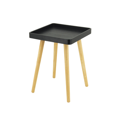 Garrett Side Table - Black - Image 1