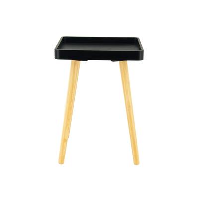 Garrett Side Table - Black - Image 2