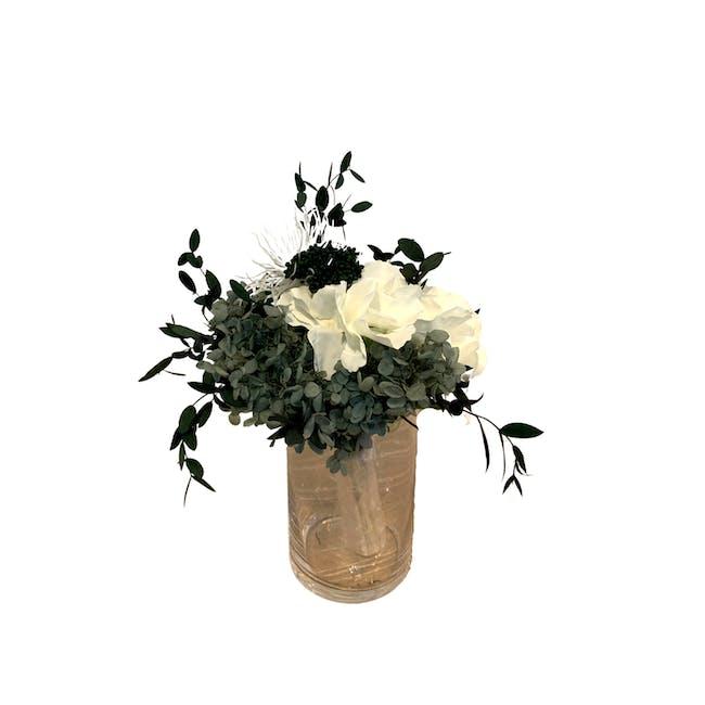 Jayn Glass Vase - 0