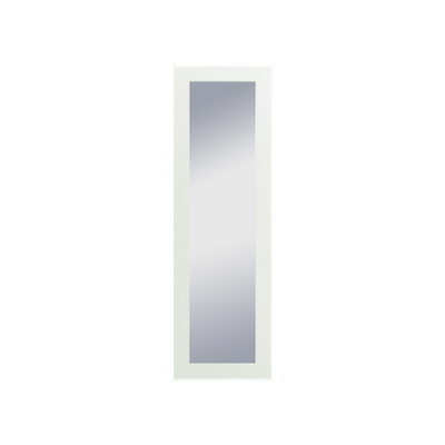 Freesia Full-Length Mirror Grande- White - Image 2