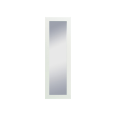 Freesia Full-Length Mirror Grande 60 x 190 cm - White - Image 2
