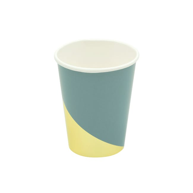 Azure Paper Cup - Set of 8 - 0
