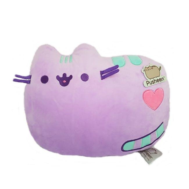 Pusheen Cushion - Purple - 0