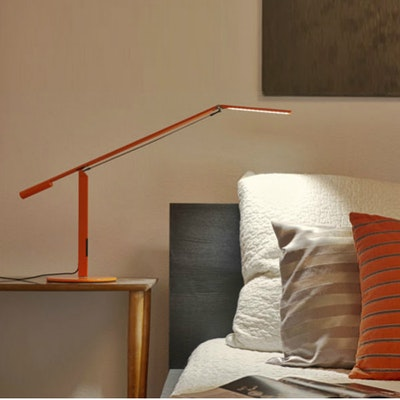 Equo Desk Lamp – Orange - Image 2