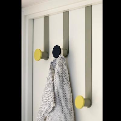 Over the Door Hooks Medium - Lemon - Image 2