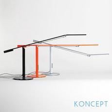 Equo Desk Lamp  – Silver