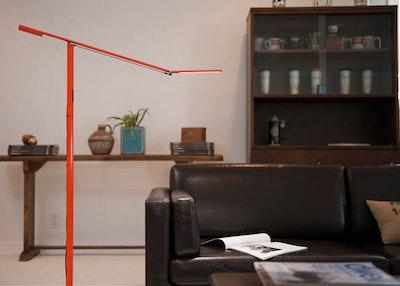 Equo Floor Lamp – Orange - Image 2