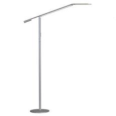 Equo Floor Lamp – Silver