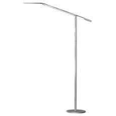 Equo Floor Lamp – Chrome