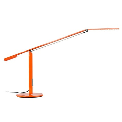 Equo Desk Lamp – Orange - Image 1