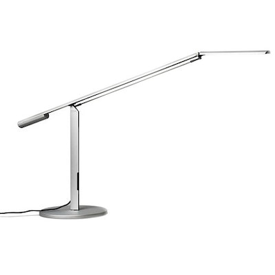 Equo Desk Lamp  – Silver with Free 10000mAh Power Bank - Image 1