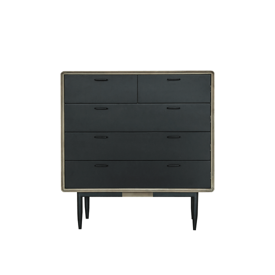 Starck by HipVan - Starck 5 Drawer Chest 1m