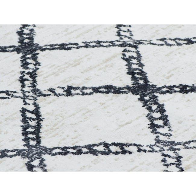 Nadia Rug 2.3m x 1.6m - Criss Cross - 4