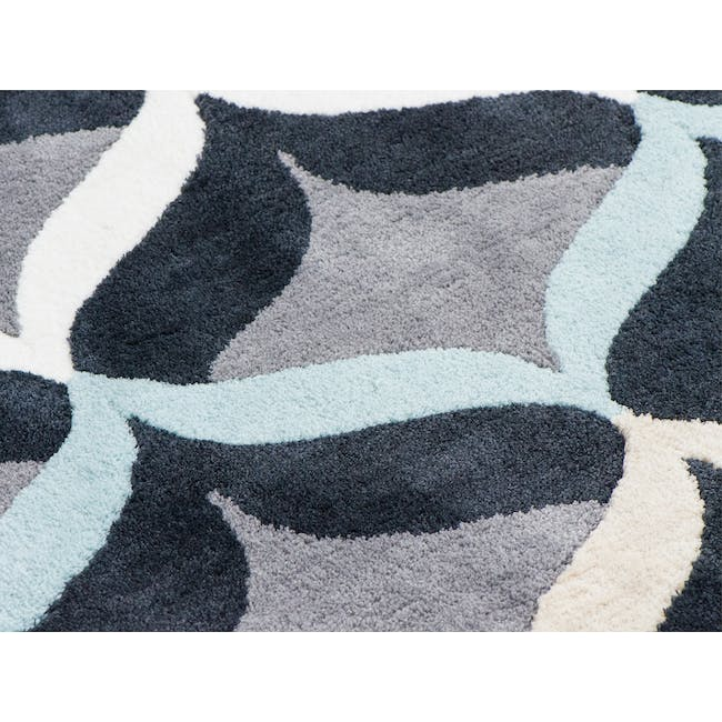 Gina Low Pile Rug 2.9m x 1.9m - Stardust - 4