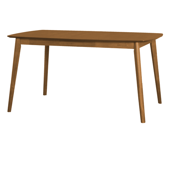 Shape - Harold Dining Table 1.5m - Cocoa