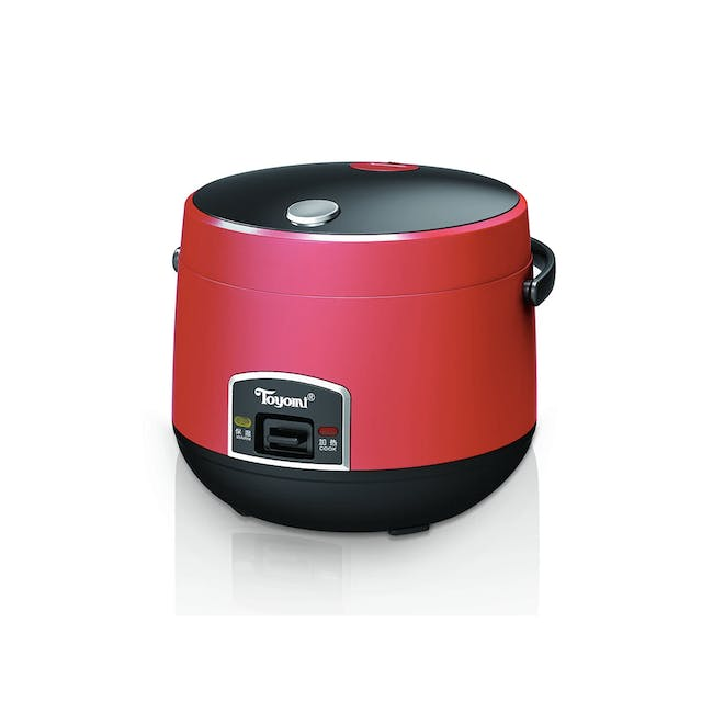 Toyomi Rice Cooker & Warmer 0.8L - RC 720 - 0