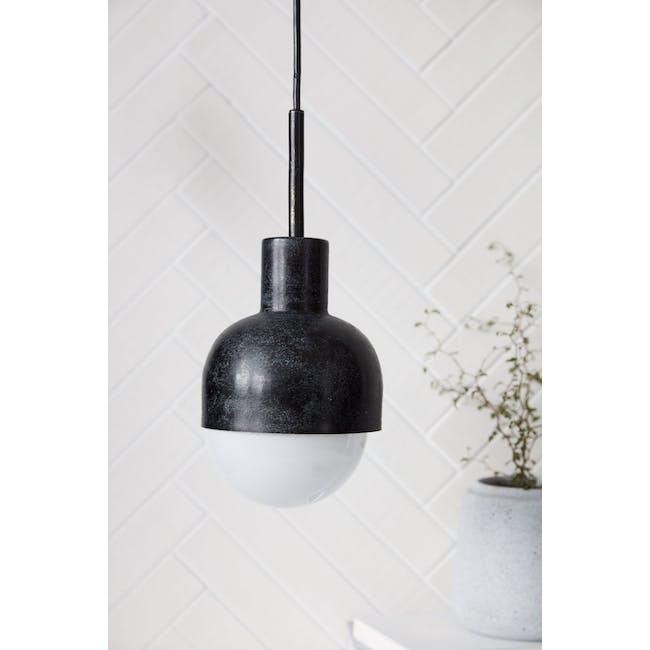 Badden Pendant Lamp - Oxidised Black - 2