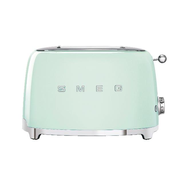 Smeg 2-Slice Toaster -Pastel Green - 0