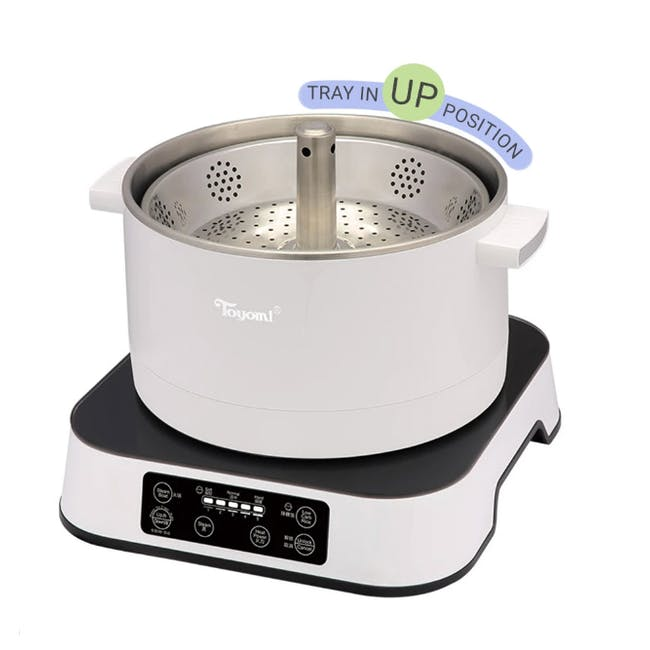 Toyomi Up and Down Smart Steamboat (2 Sizes) - 3