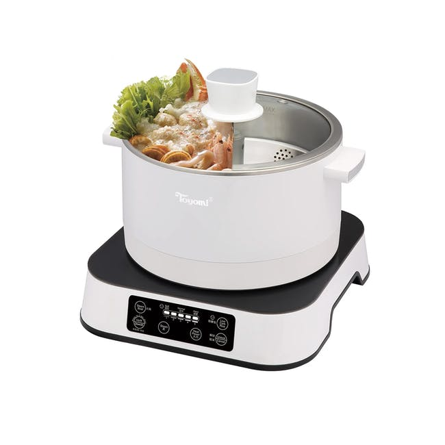 Toyomi Up and Down Smart Steamboat (2 Sizes) - 0
