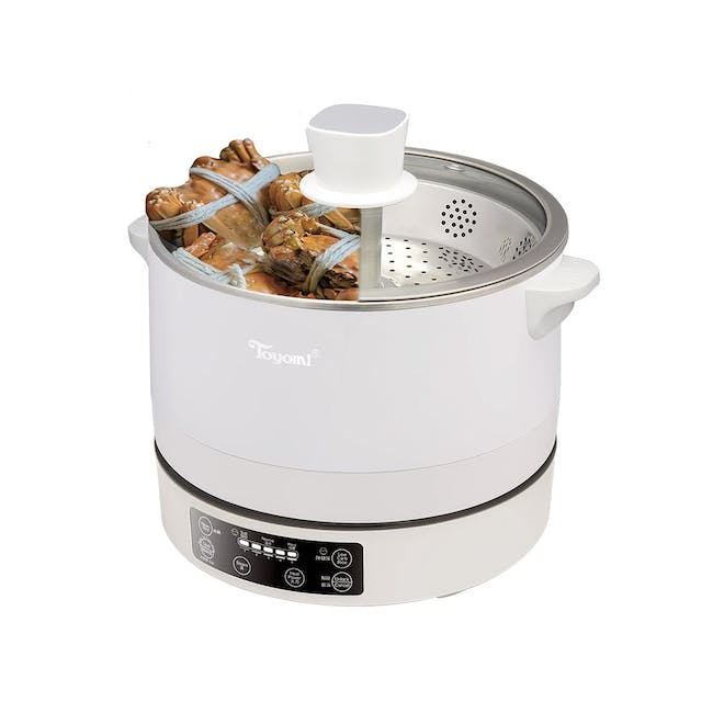 Toyomi Up and Down Smart Steamboat (2 Sizes) - 1
