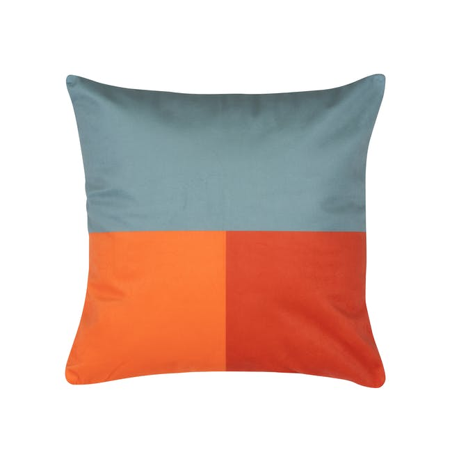 Forma Plush Cushion Cover - Vivid - 0