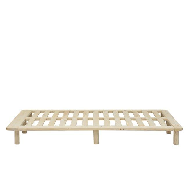 Hiro Super Single Platform Bed - 5