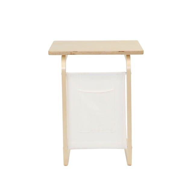 (As-is) Mizuki Side Table - 3 - 17