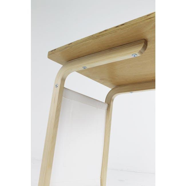 (As-is) Mizuki Side Table - 3 - 23