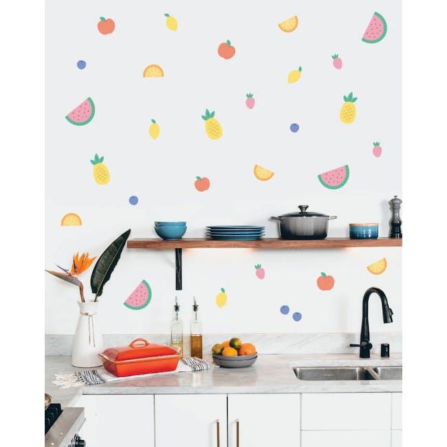Urban Li'l Tutti Frutti Fabric Decal - 1