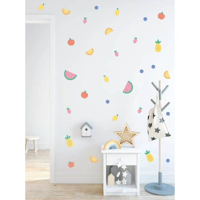 Urban Li'l Tutti Frutti Fabric Decal - 2