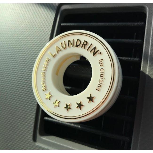 Laundrin Premium Car Fragrance - Classic Floral - 2