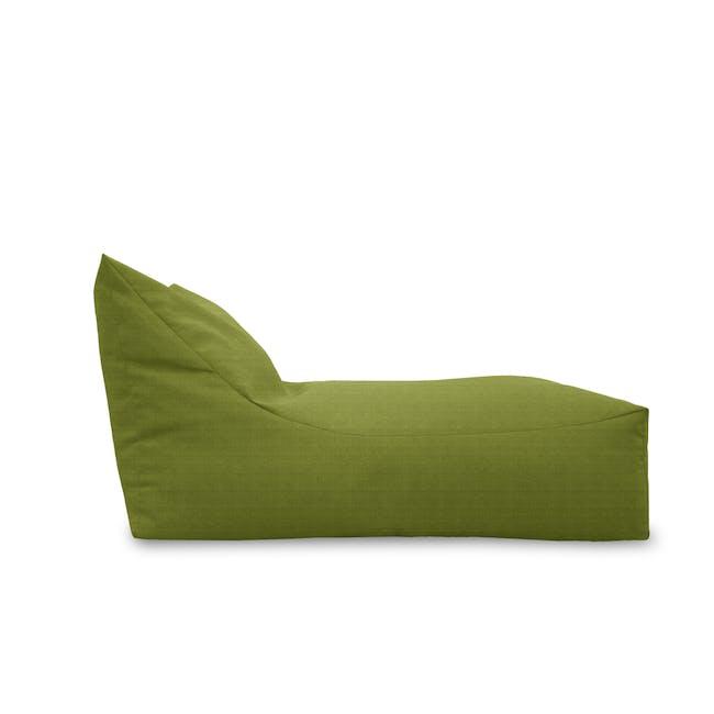 Daisy Bean Bag - Green - 1