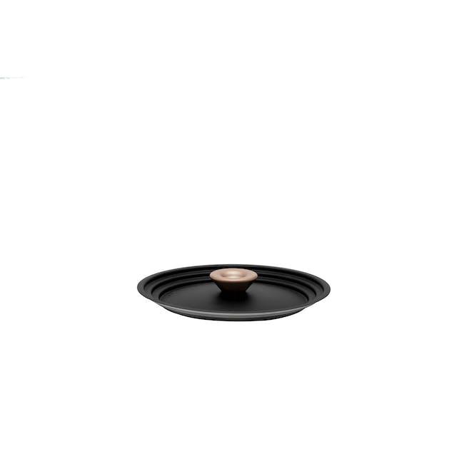 Meyer Accent Series Ultra-Durable Nonstick 22cm Saucier with Lid - 13