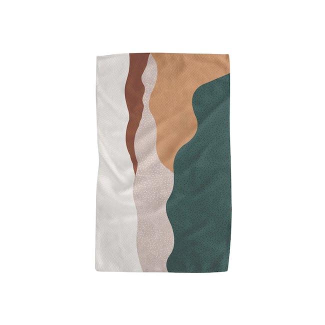 Geometry Tea Towel - Ripple - 0