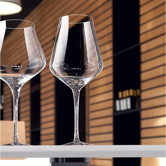 Chef & Sommelier Reveal'Up Soft Wine Glass - Set of 6 (3 Sizes) - 2