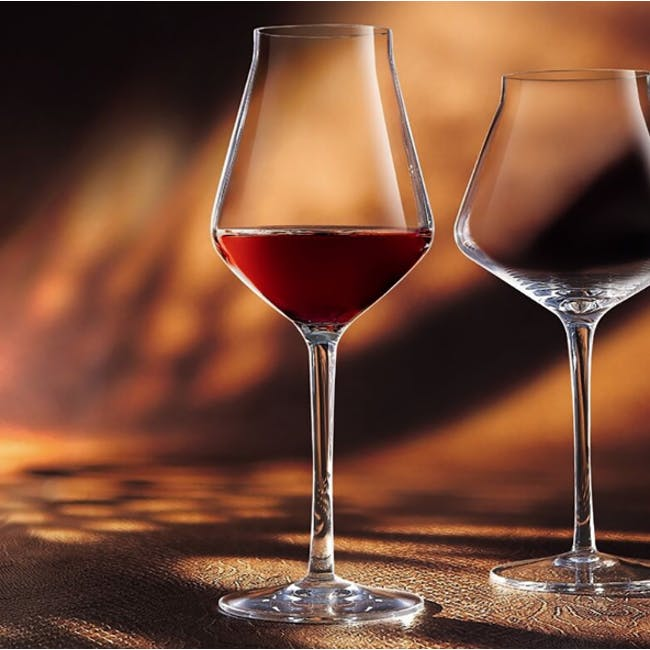 Chef & Sommelier Reveal'Up Soft Wine Glass - Set of 6 (3 Sizes) - 1