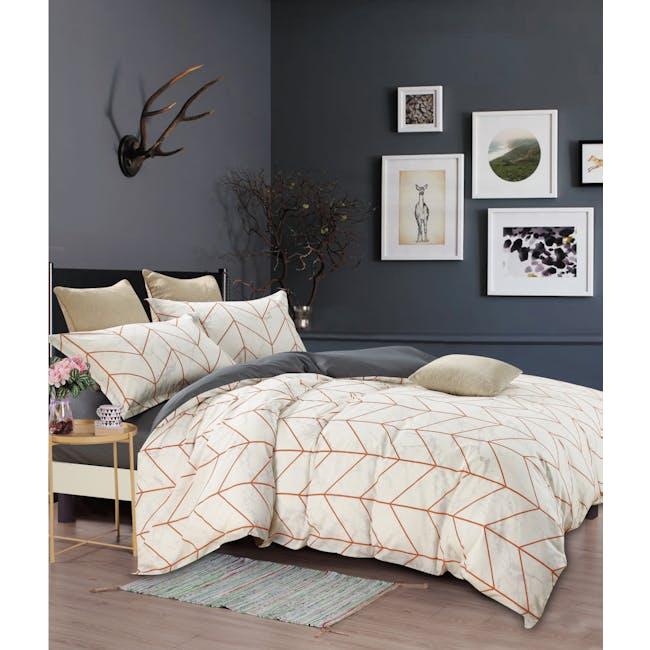 Nero 5-pc Bedding Set (2 Sizes) - 1