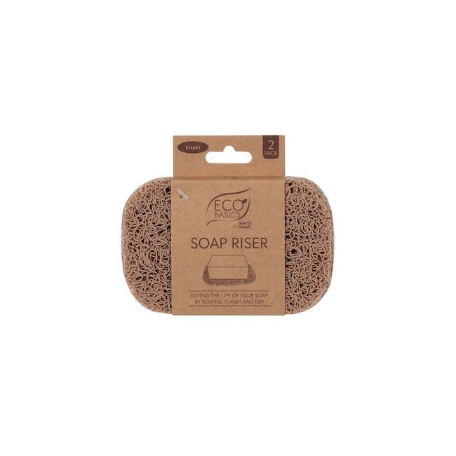 Soap Riser - Khaki - 3